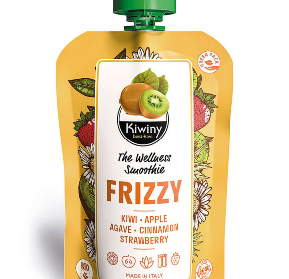 Frizzy Smoothie